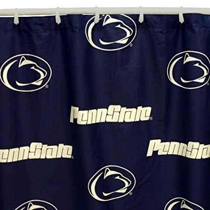 Amazon College Covers Penn State Nittany Lions Printed Shower