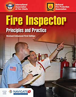 Exam prep fire inspector i ii 9780763728489 medicine health fire inspector principles and practice revised enhanced first edition fandeluxe Images