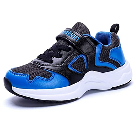 3b2606460139 LGXH Comfy Boys Girls Basketball Shoes Breathable Non-Slip Youth Kids Sport  Trail Running Sneakers