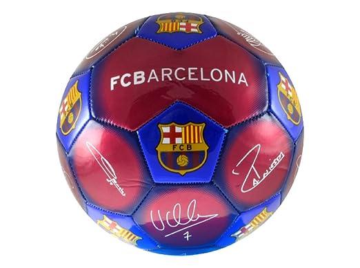 F.C Barcelona - 100% Producto Oficial, Football Signature 1 ...
