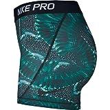 "Women's Nike Pro 3"" Print Chain Feather"