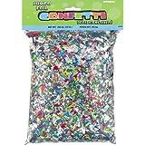 Jumbo Bag of Foil Confetti, 10oz