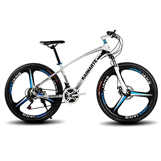 XER Bicicleta de montaña, Rueda de Tres Cuchillas de 26 Pulgadas ...
