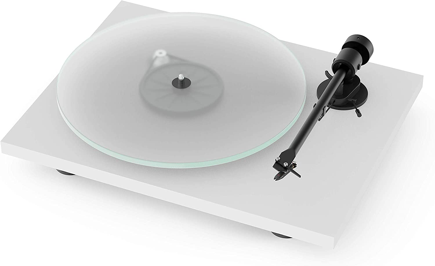 Pro Ject T1 Bt Audiophile Entry Level Turntable With Elektronik