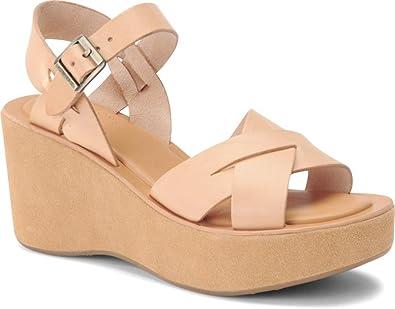 Kork-Ease Women's Kork-Ease 'Bette' Wedge Sandal 1bPCTZ56
