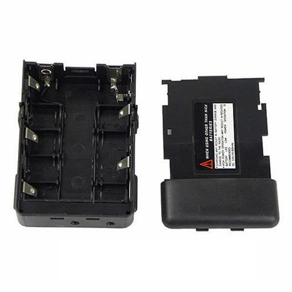 Radio Caso AA Bater/ía para Motorola walkie Talkie GP68 GP63 Hotaluyt Nuevo 5