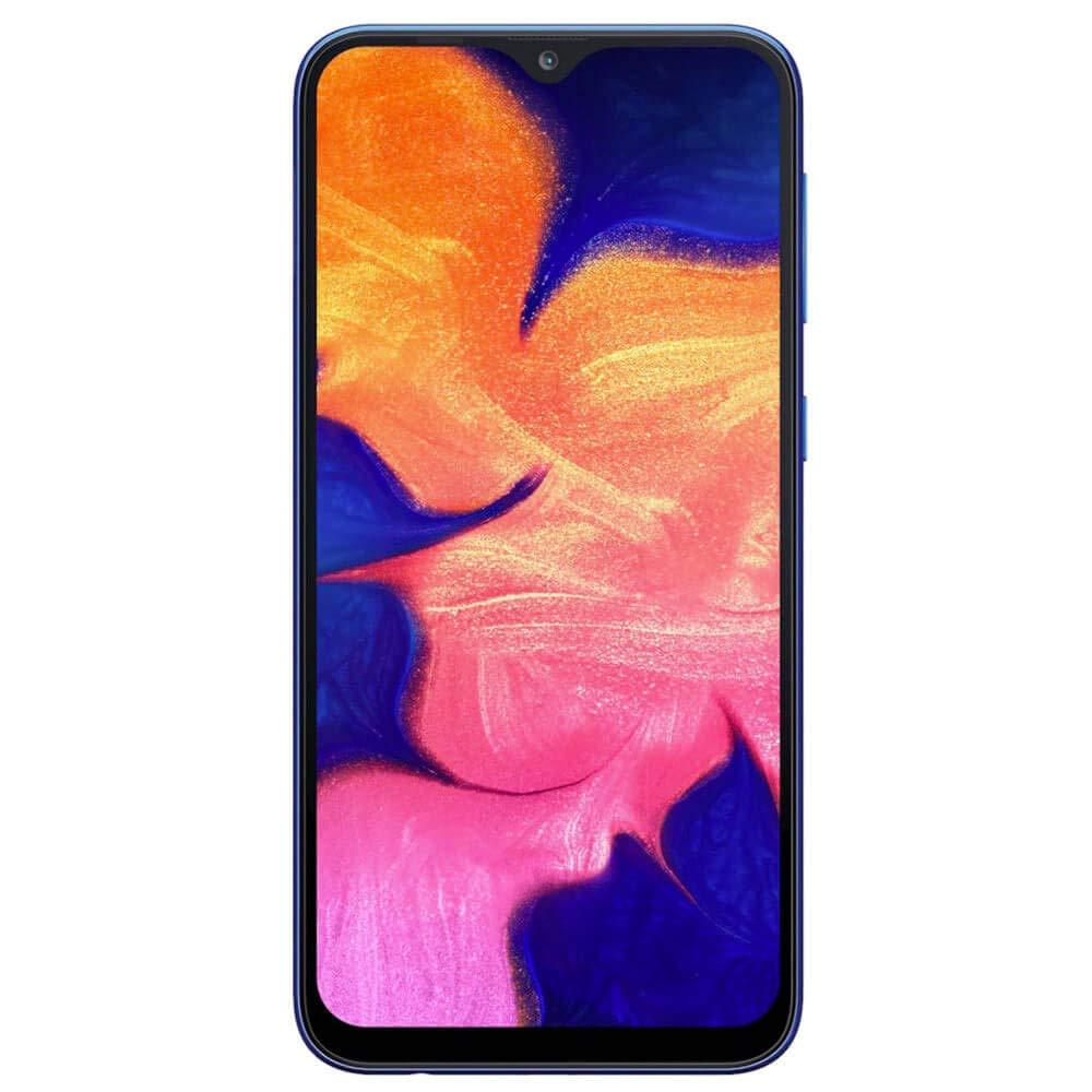Samsung Galaxy A10 32GB (A105M) 6.2'' HD+ Infinity-V 4G LTE Factory Unlocked GSM Smartphone - Black by Samsung