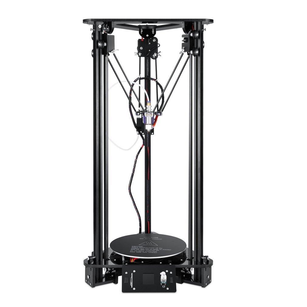 EZT 3D Drucker 3d Printer Kossel Pulley Delta Komplettpaket RepRap T1(i3) Printer Ø180 × 300 mm EZT3D EZT3D-T1