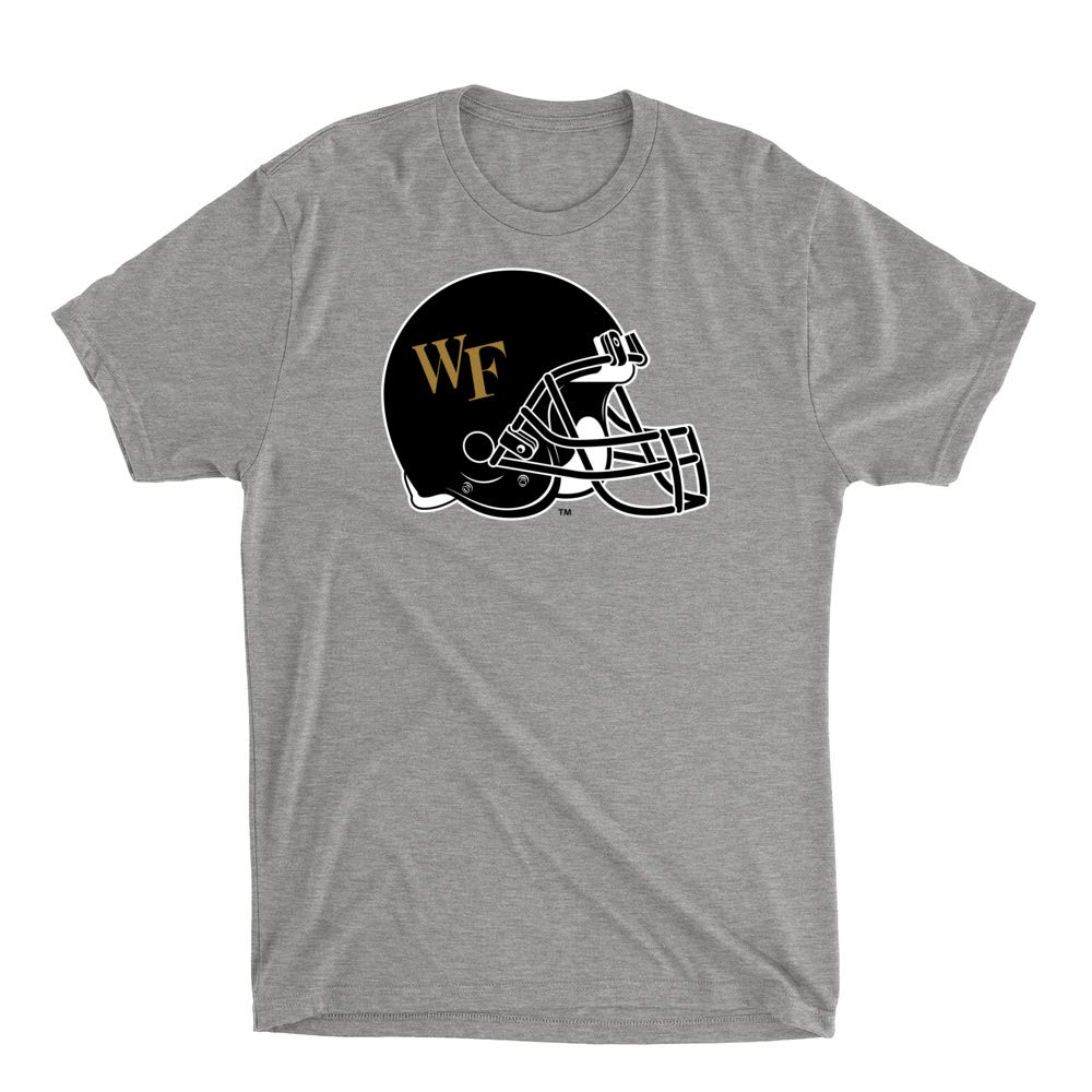 PPWF05 Mens//Womens Premium Triblend T-Shirt Official NCAA Wake Forest Deacons