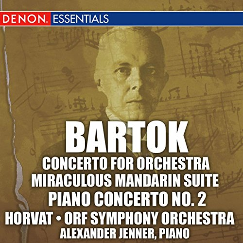 bartok concerto for orchestra essay Bartók: concerto no 2 for piano and orchestra concerto no 2 for piano and orchestra béla bartók: essays.