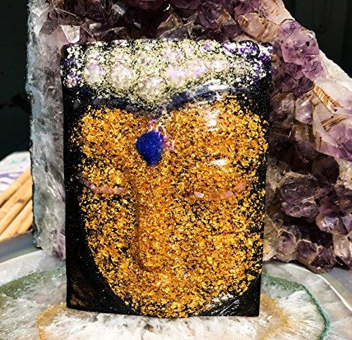 Orgonite Buddha / 24K Gold Orgone by Violet Flame Orgone (Image #8)