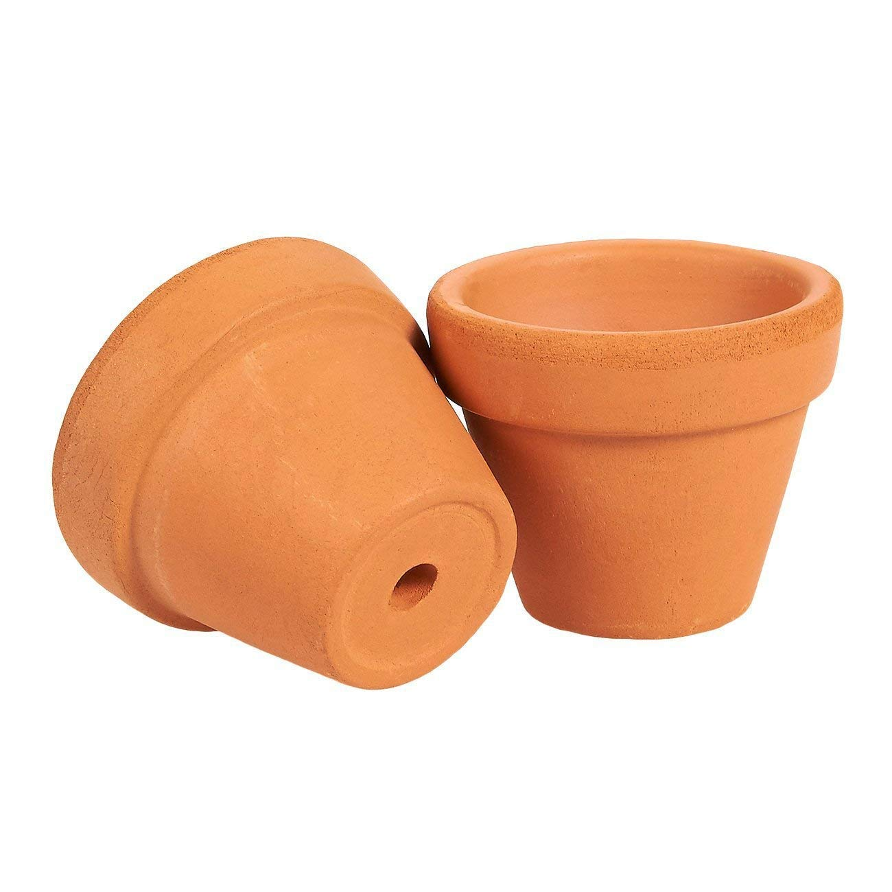 How to update a clay flower pot 83
