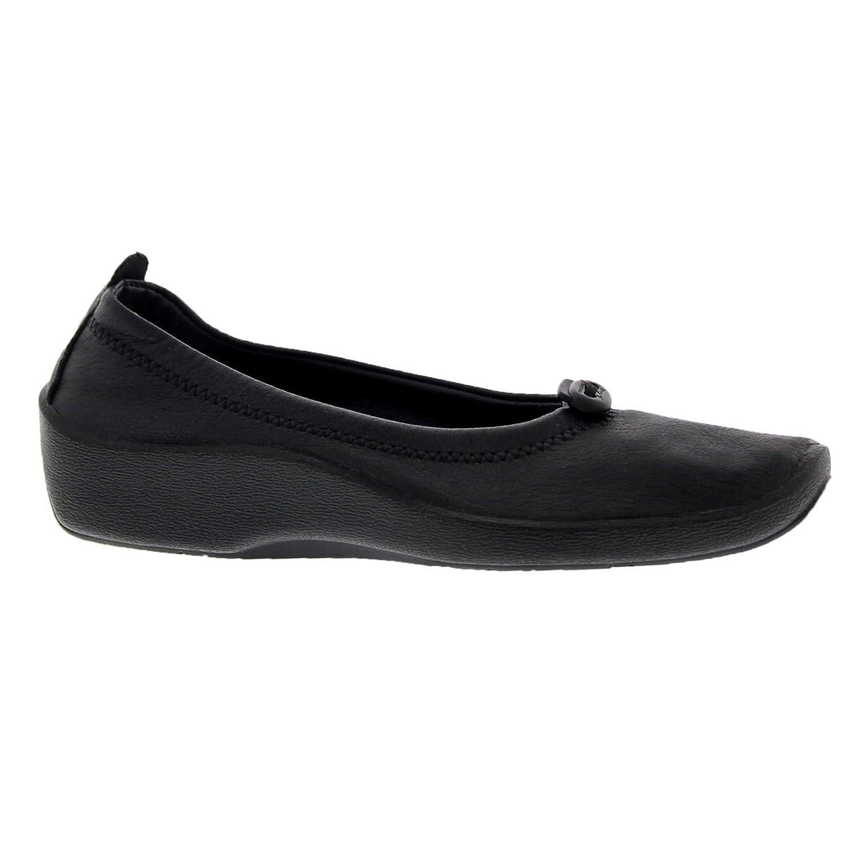 Arcopedico Womens L1 Textile Shoes B07417H39Y 9 B(M) US Black