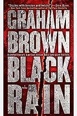 Black Rain: A Thriller (Hawker & Laidlaw Book 1) Kindle Edition