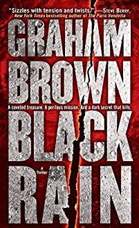 Black Rain by Graham Brown ebook deal