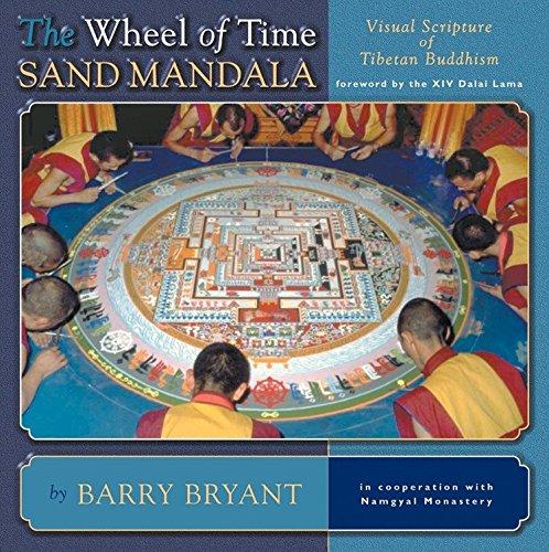 (The Wheel of Time Sand Mandala: Visual Scripture of Tibetan Buddhism)