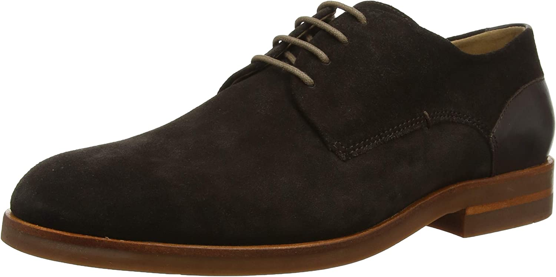 H by Hudson Antrim, Zapatos de Cordones Derby para Hombre