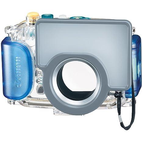 Canon WP-DC22 Ixus 80 carcasa submarina para cámara: Amazon ...