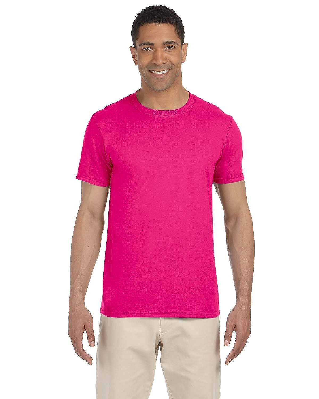 Gildan Mens 4.5 oz SoftStyle T-Shirt 10 Pack G640 All Sizes