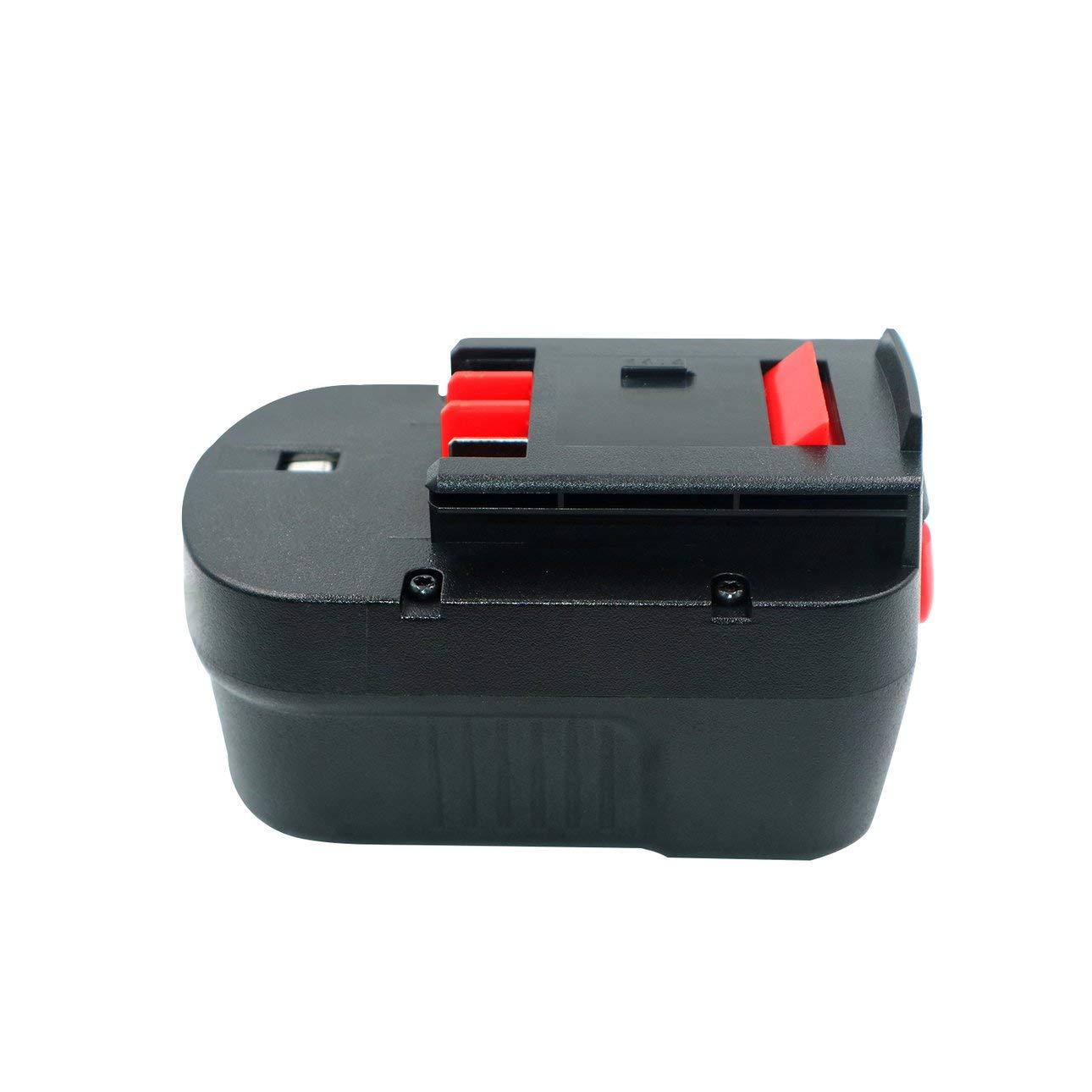 14.4V 3000mAh NI-MH Bater/ía recargable de la herramienta Para BLACK /& DECKER A12 A12EX FSB12 A1712 HP12K HP12KD alta calidad de Ballylelly