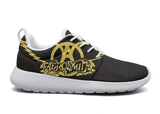 Amazon.com: Aerosmith-Culture-Logo - Zapatillas de correr ...