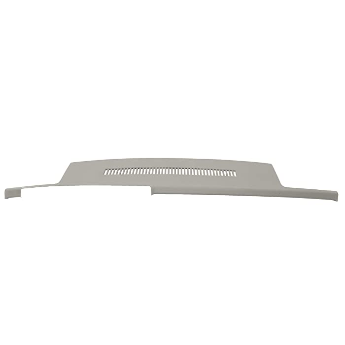 DashSkin Molded Dash Cover Compatible with 88-94 GM Trucks in Light Grey