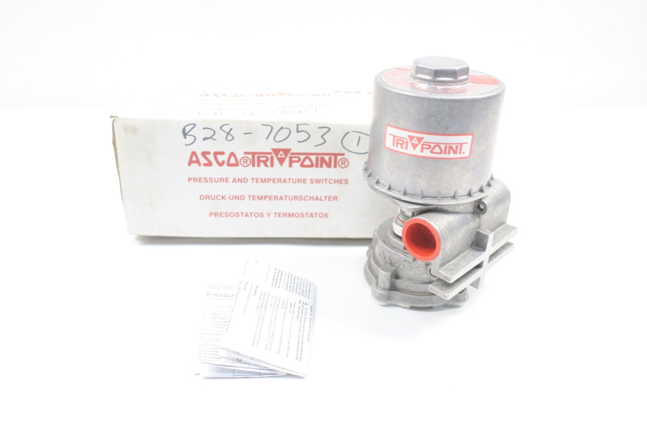 Amazon.com: ASCO SB32D TRI Point Pressure Switch D591982: Industrial & Scientific