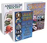 Crochet Collection: 24 Cuttest Patterns for Amigurumi, African Flower and Scarves for Your Family: (Crochet Books)