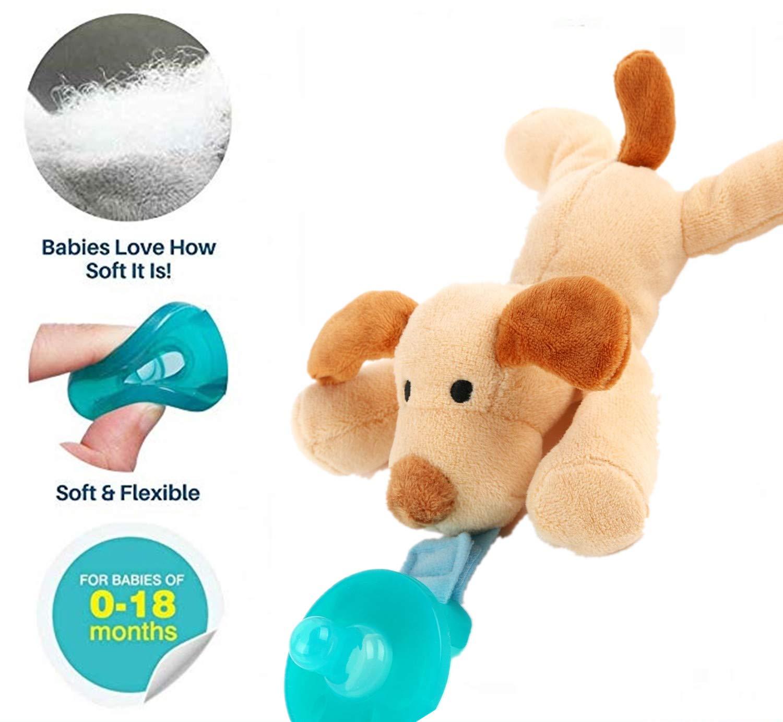 Amazon.com: Scotamalone Chupete desmontable para bebés: Baby