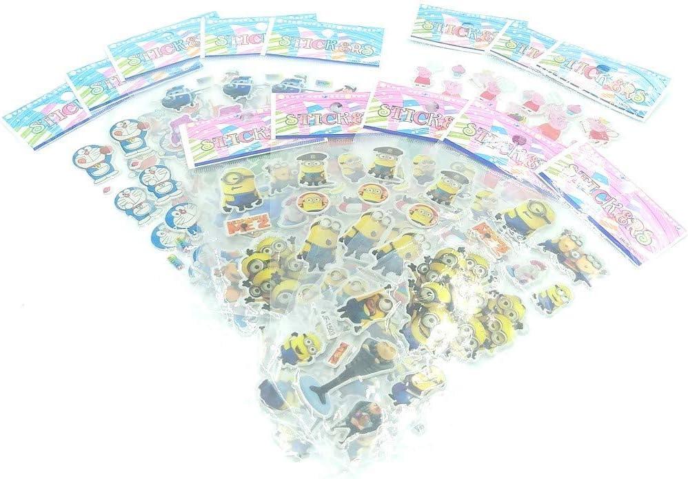 Etiqueta Combo Conjunto de 13 Paquetes, esbirros, Cerdo del Peppa, Camiones: Amazon.es: Juguetes y juegos