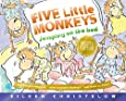 Five Little Monkeys Jumping on the Bed Deluxe Edition (A Five Little Monkeys Story)