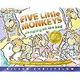 Five Little Monkeys Jumping on the Bed Deluxe Edition (A Five Little Monkeys Story)
