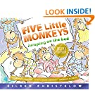 Five Little Monkeys Jumping on the Bed 25th Anniversary Edition (A Five Little Monkeys Story)