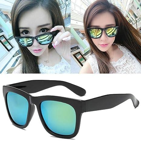 YIWU Gafas y Accesorios Gafas de Sol para Hombre Influx ...