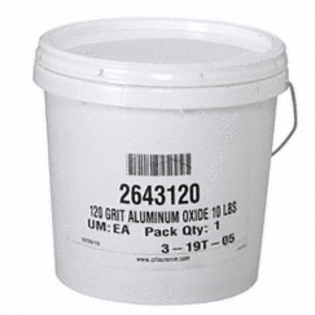C.R. LAURENCE 2643180 CRL 180 Grit Aluminum Oxide Grain