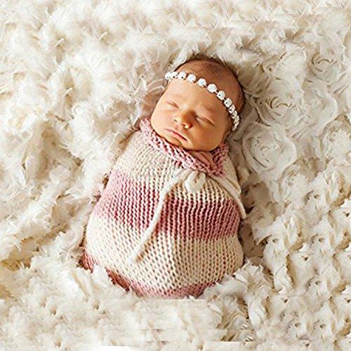 HTT Newborn Baby Crochet Knitted Photo Photography Prop C...