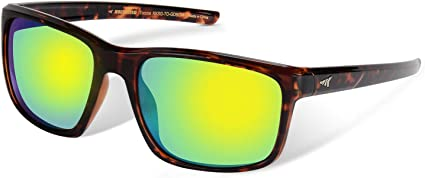 KastKing Toccoa Polarized Sport Sunglasses for Men and Women Ideal for Fishing