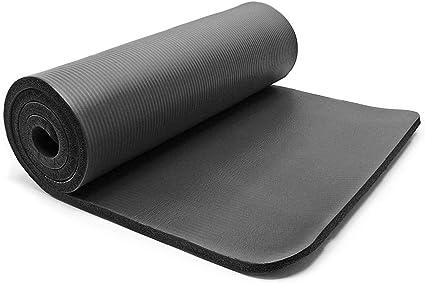 Camping mat black 180x60x1.5cm sleeping pad tent mat Yoga mat festival