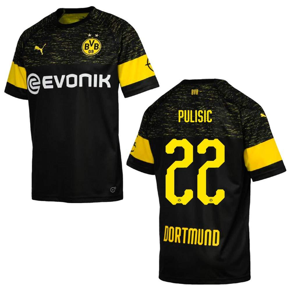 Puma BVB Trikot Away Kinder 2019 - PULISIC 22