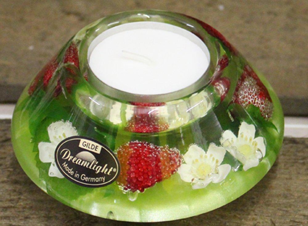 Dreamlight Mercur Cherry Kiss von Gilde Teelichthalter
