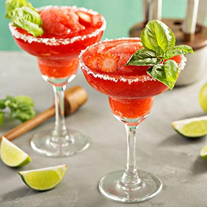 Amazon Com Strawberry Daiquiri Wine Slushy Mix And Cocktail Grocery Gourmet Food