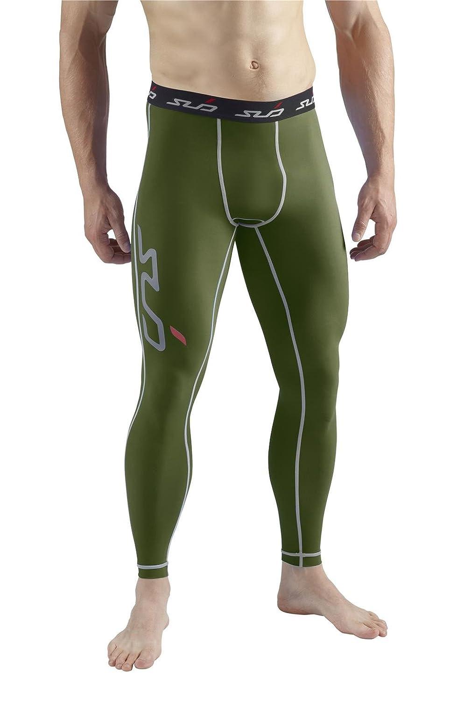 Sub Sports, Pantaloni tecnici sportivi di compressione Uomo Base Layer Unen legdual