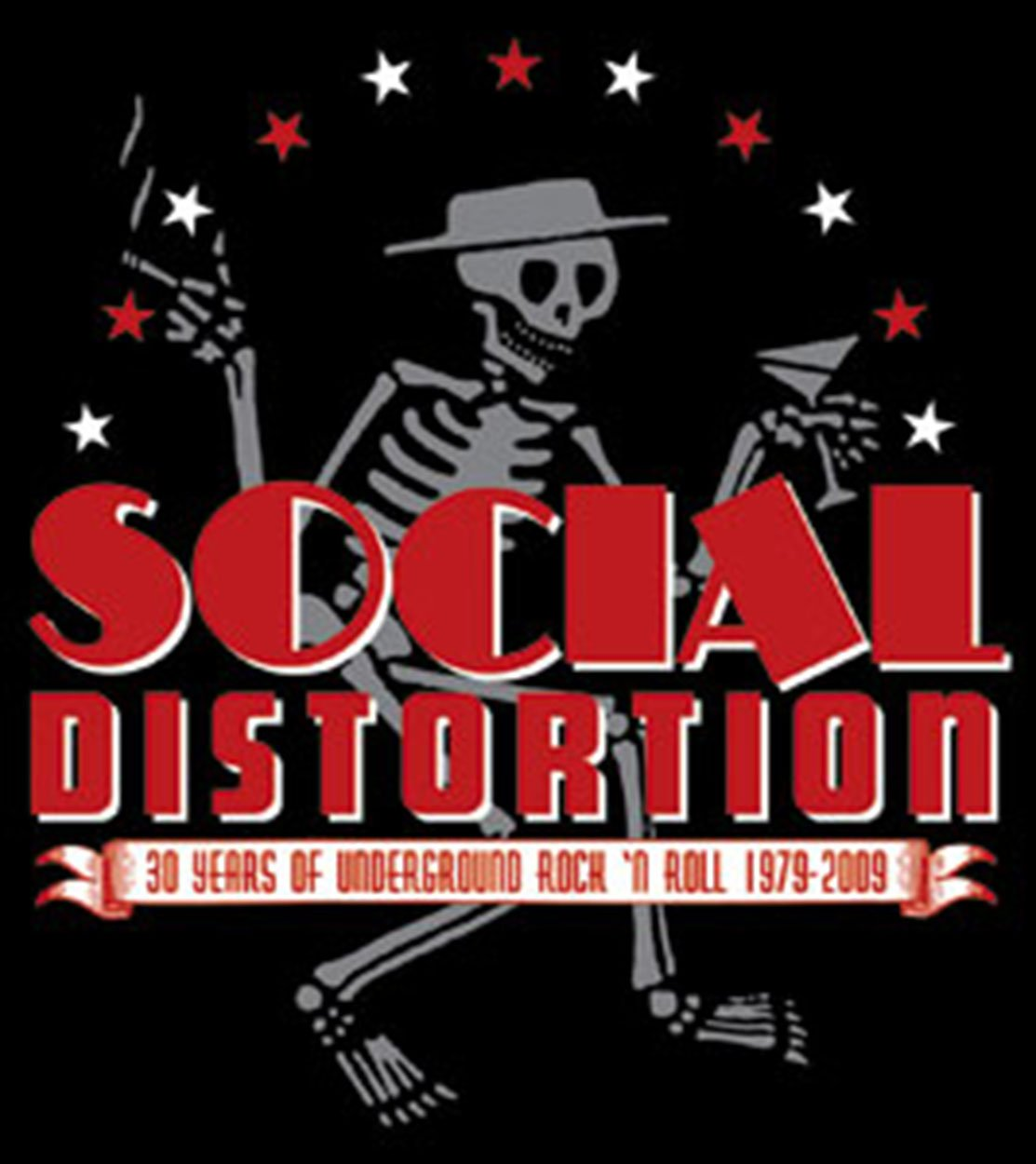 4.5 x 4 Officially Licensed Products Classic Rock Artwork Skelly and Logo Long Lasting for Any Surface Sticker AufkleberDECAL SOCIAL DISTORTION Verzerrung Skelly /& Logo Sticker Aufkleber