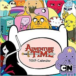 Adventure Time 2015 Mini Wall Calendar