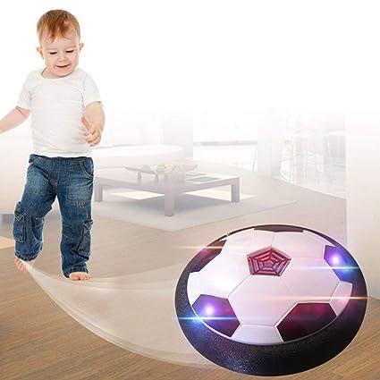 Huandatong Clignotant Enfants Hover Soccer