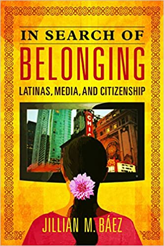 cover image, In Search of Belonging