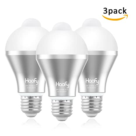 Motion sensor light bulb haofy 9w smart pir led bulbs auto onoff motion sensor light bulbhaofy 9w smart pir led bulbs auto onoff security aloadofball Images