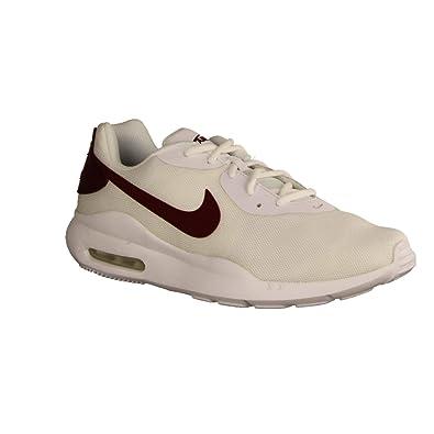 sale retailer dd8c3 fedf9 Nike Air Max Oketo, Chaussures d Athlétisme Homme, Blanc (White University