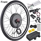 MegaBrand 48v 1000w 26 Inch Front Wheel Electric Bicycle Motor Conversion Kit