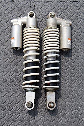 Yamaha YFZ450 front SHOCKS absorber springs 2004 - 2008 YFZ 450 WHITE grade B